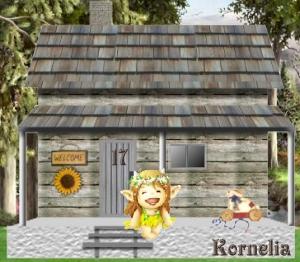 Meine Hütte im Elfendoft