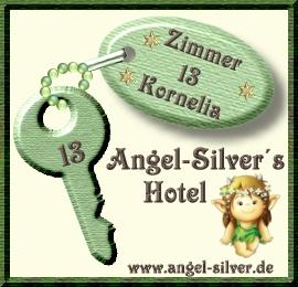 Mein Hotelzimmer bei Angel Silver